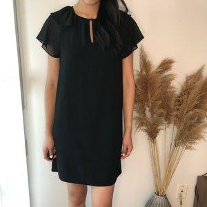 NORDSTROM Work Dress in Black